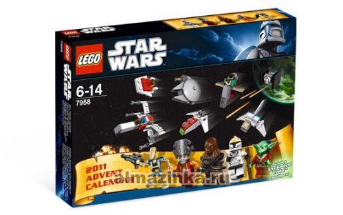 Лего звездные войны конструкторы lego