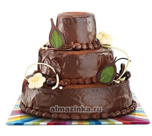рецепт радужного торта от короля кондитеров