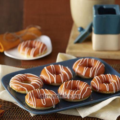 Рецепт пончиков в форме 189