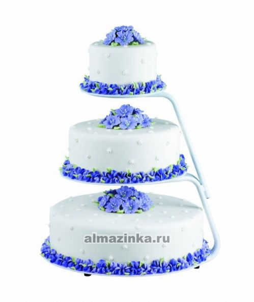 Подставка под свадебный торт фото цена